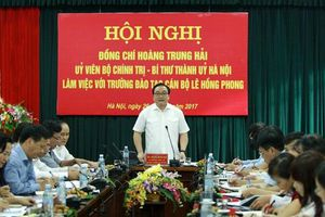Đổi mới hoạt động nghiên cứu khoa học ở Trường Đào tạo cán bộ Lê Hồng Phong - Hà Nội