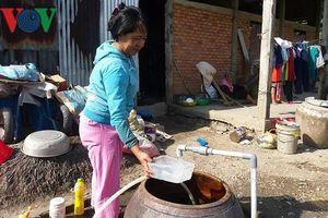 Chất lượng nước nông thôn tại Tiền Giang bao giờ mới cải thiện?