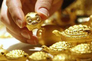 Cuối tuần, giá vàng trong nước đứng im, giá vàng thế giới giảm nhẹ