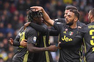 Thua ngược SPAL, Juventus chưa thể vô địch Serie A 2018/2019