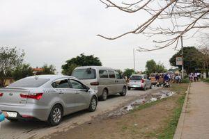 Đường liên thôn ở Hải Phòng ngày đêm 'oằn mình' trước dòng xe trốn trạm thu phí QL10