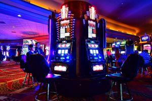 Đêm ở các thành phố cờ bạc, gái gọi, giàu có của Mỹ
