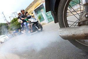 Ống xả xe máy ra khói vào buổi sáng, tôi phải làm gì?