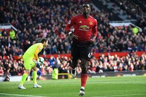 Pogba lập cú đúp penalty, Man United 'thắng rùa' West Ham