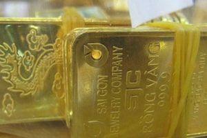 Giá vàng hôm nay 14.4: Vàng bứt phá tăng phiên cuối tuần