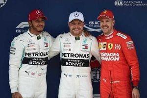 Tay đua Valtteri Bottas giành Pole ở phân hạng GP Trung Quốc