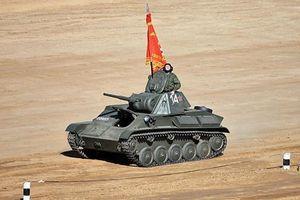 Giải mã chiến tích chấn động thế giới của xe tăng T-70
