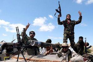 Quốc hội Lybia kêu gọi cộng đồng quốc tế dỡ bỏ lệnh cấm vũ khí