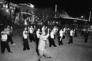 Chuyện về những 'hiệp sĩ đường phố' luyện công phu dẹp chuyện bất bình giúp người dân