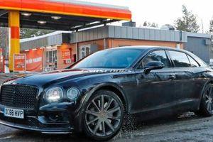 Bentley Flying Spur thế hệ thứ 3 sẽ ra mắt cuối năm nay