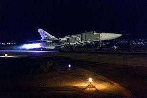 Không quân Nga tập kích quy mô lớn nhất trong năm xuống Syria