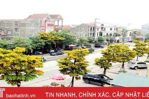 Thành phố Hà Tĩnh không chỉ hiện đại mà càng phải xanh hơn