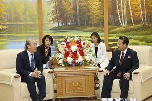 Củng cố quan hệ hữu nghị truyền thống giữa Triều Tiên-Việt Nam