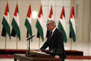 Tân Thủ tướng Palestine tuyên thệ nhậm chức