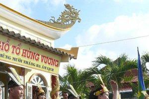 Cà Mau long trọng tổ chức lễ Giỗ tổ Hùng Vương