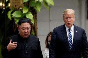 Phản ứng của ông Trump sau khi ông Kim nêu điều kiện gặp thượng đỉnh lần 3