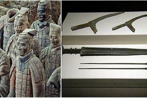 Bí ẩn thanh kiếm ngàn năm sắc lẹm trong mộ Tần Thủy Hoàng
