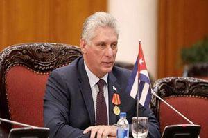 Chỉ trích Mỹ bóp nghẹt nền kinh tế, Cuba tuyên bố 'không đầu hàng'