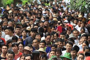 Hàng triệu người dâng hương Giỗ Tổ