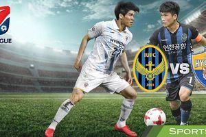 Incheon United - Ulsan Hyundai: 0 - 3: Công Phượng không cứu được đội bóng rệu rã