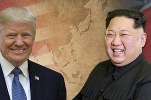 TT Trump nói gì sau thông điệp ra điều kiện của ông Kim Jong Un?