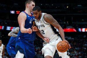 Chùm ảnh: Nối tiếp Raptors và 76ers, Nuggets gục ngã ngày ra quân