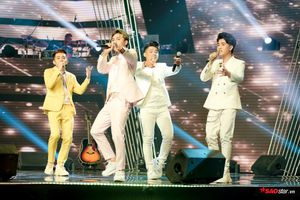 'Debut' nhóm nhạc đầu tiên trong lịch sử The Voice, Lovely Boiz 'chiếm spotlight' khi oanh tạc vòng Giấu mặt với trọn vẹn 4 chọn