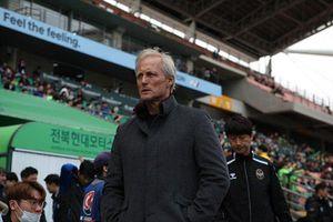 HLV Incheon United buồn bã thừa nhận sự thật về đội nhà