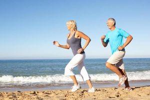 Bổ sung protein, vitamin D từ sữa giúp cải thiện hoạt động thể chất ở người già