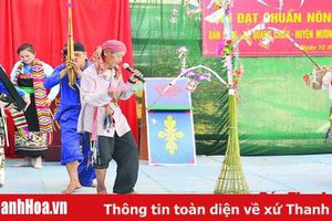 Bảo tồn các làn điệu dân ca, dân vũ xứ Thanh