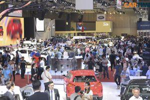 Hội chợ mua bán ô tô lớn nhất miền Nam sắp diễn ra