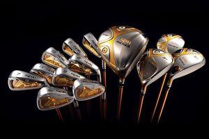 Vì sao một bộ gậy golf lại có giá trên trời?