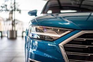 Audi A8 với màu sơn độc quyền trị giá gần 80 triệu đồng