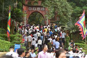 Nhiều du khách miền Nam mua tour ra Phú Thọ giỗ Tổ