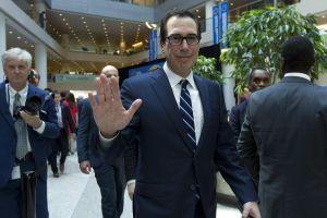 Bộ trưởng Tài chính Mỹ: Đàm phán thương mại Mỹ - Trung sắp kết thúc
