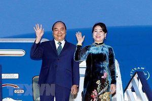 Thủ tướng Nguyễn Xuân Phúc bắt đầu thăm chính thức Romania