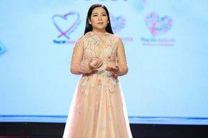 MC Quỳnh Hương nói lời chia tay khán giả 'Thay lời muốn nói' sau 19 năm gắn bó