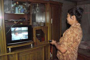 Số người thu xem truyền hình qua hạ tầng DVB-T2 miễn phí chiếm tỷ lệ cao nhất