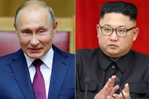 Cuộc gặp đầu tiên của lãnh đạo Putin - Kim diễn ra vào tuần tới?