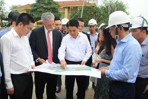 Chủ tịch Nguyễn Đức Chung: Hà Nội xây dựng cơ sở hạ tầng tốt nhất, theo tiêu chuẩn mới cho Giải đua F1