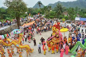 Đặc sắc lễ hội chùa Hàn Sơn - cửa Thần Phù