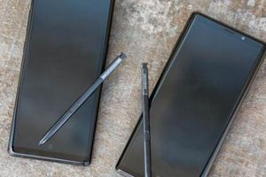Xác nhận số model và hai kích cỡ màn hình Galaxy Note 10