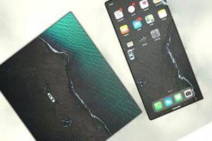 Xuất hiện iPhone Fold 'mình hạc xương mai', đe nẹt Galaxy Fold