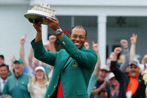 Golf: Tiger Woods thắng Major thứ 15, sau 11 năm chờ đợi