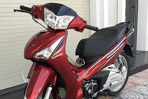 'Soi' xe máy Honda Wave 125i giá từ 61 triệu tại VN