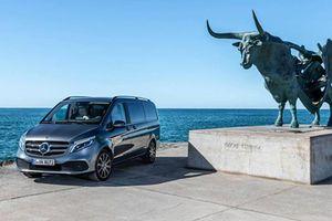 Chi tiết minivan Mercedes V-Class mới giá từ 970 triệu đồng