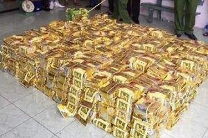 Hàng trăm cảnh sát mang súng triệt phá vụ vận chuyển 6 tạ ma túy tại Hà Tĩnh