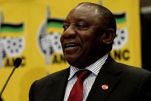 Nam Phi ấn định ngày nhậm chức của Tổng thống đắc cử 2019