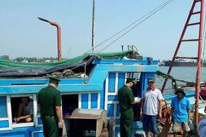 Ngăn chặn đánh bắt thủy sản theo kiểu 'tận diệt'