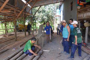 6 năm, xây 200 mái ấm cho người nghèo: Tổ đặc biệt có tên... tổ cất nhà